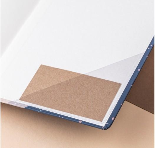 Kieszonka foliowa trójkątna